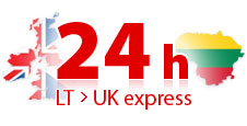 24h LT > UK express